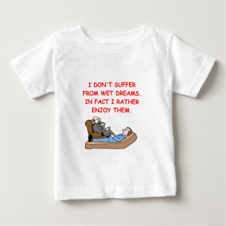 WET.png Baby T-Shirt