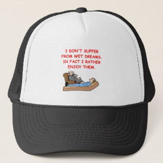 WET.png Trucker Hat