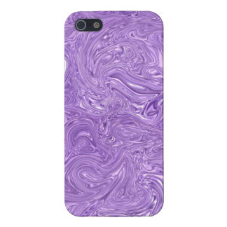 Wet Purple iPhone 5/5S Covers