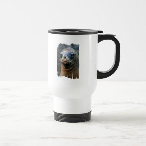 Wet Seal Plastic Travel Mug