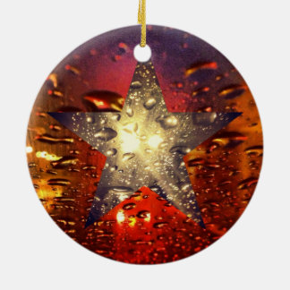 Wet Starlight Ornament