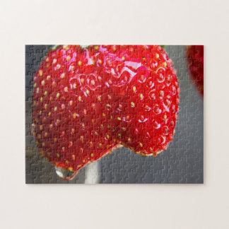 Wet Strawberry Puzzle