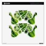 Wet Summer Grass PS3 Controller Decal