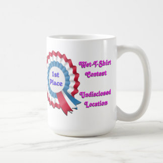 Wet T-shirt contest Mugs
