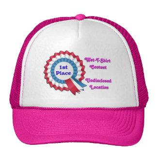 Wet-T-Shirt Trucker Hat