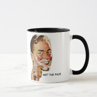 Wet The Face Mugs