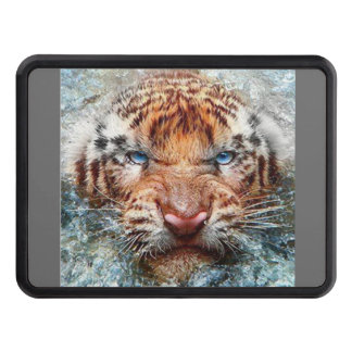 WET TIGER TOW HITCH COVER
