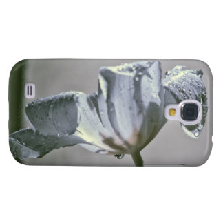 Wet Tulip Infrared Galaxy S4 Cover