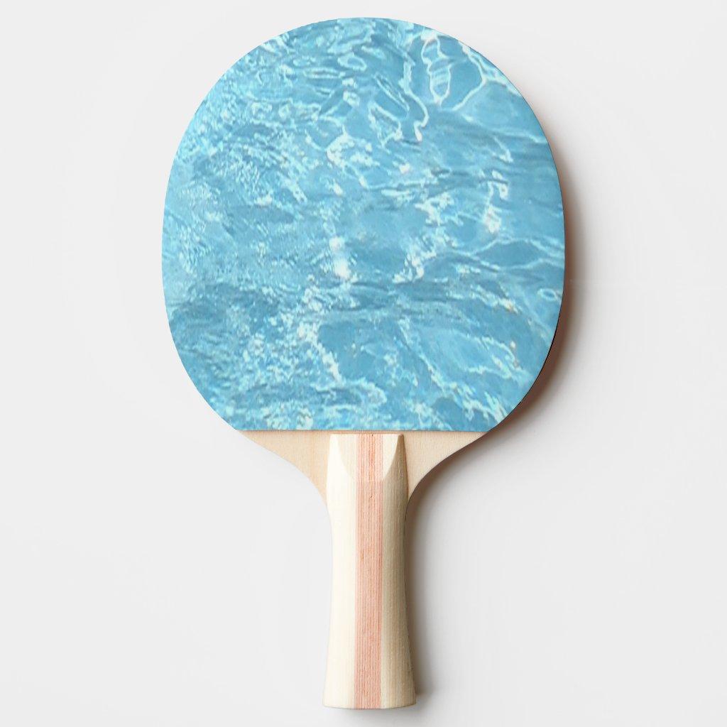 Wet Wild Pool Water Table Tennis Paddles