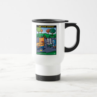 """""""Wet Your Whistle"""" Coffee Mugs"""