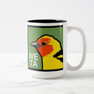 WETA mug