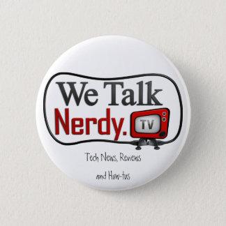 WeTalkNerdy.tv Logo Button