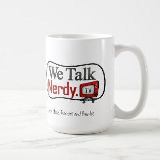 WeTalkNerdy.tv Logo Mug