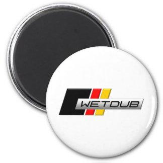 Wetdub Logo by Brent Davis 2 Inch Round Magnet