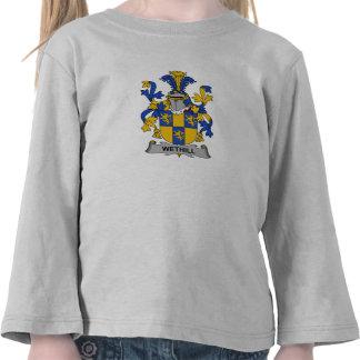 Wethill Family Crest Shirt