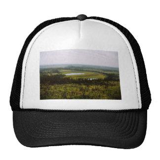 Wetland bog on YFNational Wildlife Refuge Trucker Hat