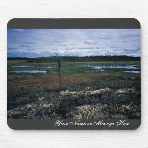 Wetland Landscape Mousepads