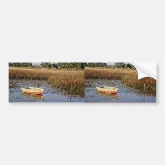 Wetland Myrtle Beach Bumper Sticker