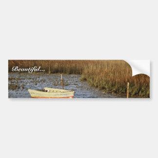 Wetland Myrtle Beach Bumper Stickers