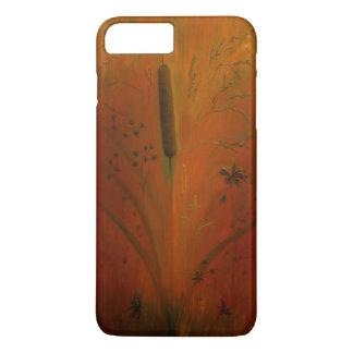 Wetland plants Cattail iPhone 8 Plus/7 Plus Case