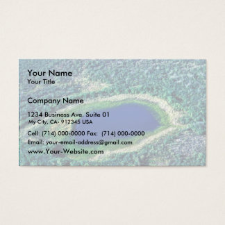 Wetland Pond Business Card
