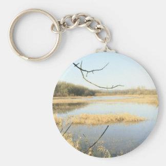 Wetland Wonderland Keychain