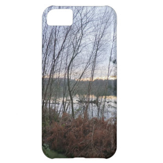 Wetlands and Blakemere Moss in Delamere Forest Cover For iPhone 5C