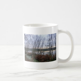 Wetlands and Blakemere Moss in Delamere Forest Coffee Mug