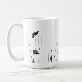 Wetlands Bird Mug