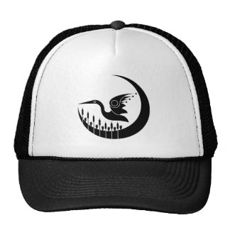 Wetlands Bird Trucker Hat