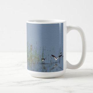 Wetlands Birds Mug
