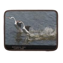 Wetlands Birds Wildlife Animal Photography Sleeve For MacBook Pro