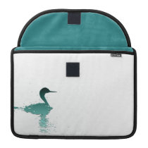 Wetlands Birds Wildlife Animal Photography Sleeve For MacBooks