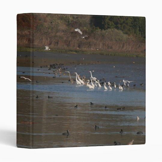 Wetlands Birds Wildlife Animals Photography Binder