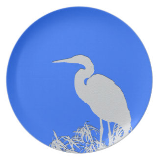 Wetlands Birds Wildlife Animals Photography Plate