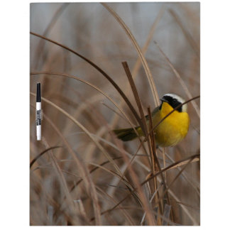 Wetlands Birds Wildlife Animals Refuge Dry Erase Board