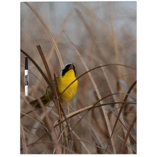 Wetlands Birds Wildlife Animals Refuge Dry Erase Board