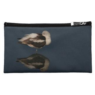 Wetlands Birds Wildlife Animals Refuge Makeup Bag