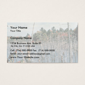 Wetlands Business Card