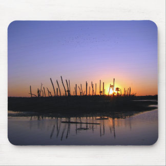 Wetlands Evening Mouse Pad