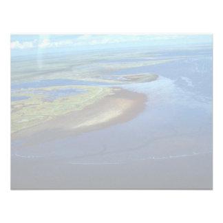 Wetlands near Cape Espenberg Custom Announcements