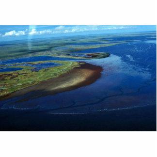 Wetlands near Cape Espenberg Acrylic Cut Outs