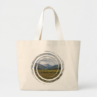 Wetlands Paradise Canvas Bag