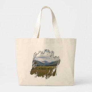 Wetlands Paradise Large Tote Bag