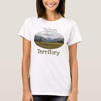 Wetlands Paradise; Yukon Territory Souvenir T-Shirt