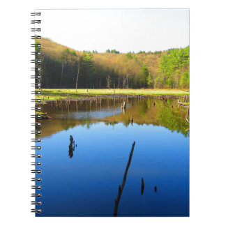 Wetlands Waterway Notebook