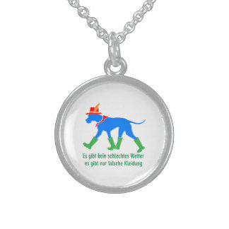 Wetterdogge Sterling Silver Necklace