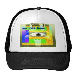 We've been trucker hat