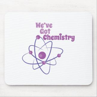 Weve consiguió química alfombrillas de ratones