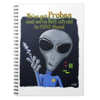 We've got Probes Notebook